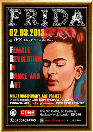 To celebrate the forthcoming International Women's Month 2013, join us (Pia Cabble, Bumi Thomas, CRE8 LIFESTLE CENTRE & MsAfropolitan) for a ... - FRIDA