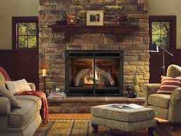 convert wood fireplace to gas how to install a gas fireplace insert in wood burning installers