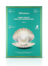 amazon jm solution marine luminous pearl deep moisture 3 step mask pack of 10 beauty