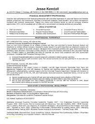Investment Banker Resume Wikirian Com