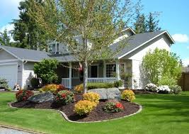 Curb Appeal Landscaping Ideas Erikhansen Front Yard Home Design 8
