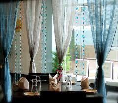 Curtains Dining Room Curtains Ideas Decor Modern Dining Room For - Modern dining room curtains