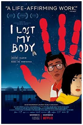 Download I Lost My Body (2019) English 480p | 720p