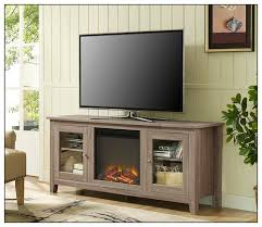 walker edison electric fireplace for most flat panel tvs up to 60 gray