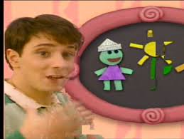 blue s clues what does blue want to do on a rainy day. Fine Clues To Blue S Clues What Does Want Do On A Rainy Day V