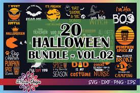 Halloween Svg Bundle Bundle Creative Fabrica