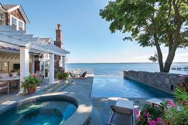 Jump In: Beautiful Backyard Pools in Rhode Island