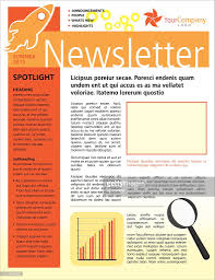 sample company newsletter image result for newsletter designs newsletters pinterest
