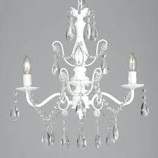allured crystal chandelier solid white shade pink and white pertaining to incredible residence white chandeliers for plan