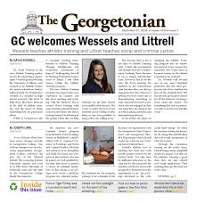 The Georgetonian - Fall 2014, Issue 2 by The Georgetonian - issuu
