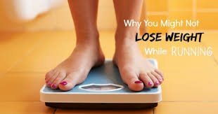 why you might not lose weight while running fb jpg