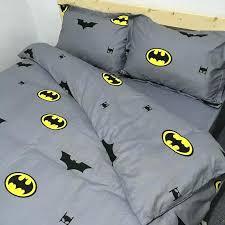 batman sheet set batman twin queen king size bedding set kids duvet cover bed sheet pillowcase girls lace cotton