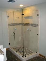 excellent shower doors jacksonville fl custom glasirror installations by furniture city glass mirror company