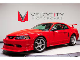 2000 Ford Mustang Cobra R for sale in Nashville, TN | Stock ...