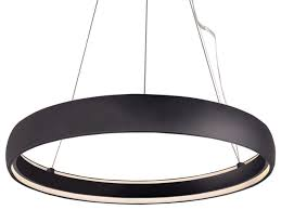 kuzco lighting pd22735 halo led circular pendant modern pendant lighting by lbc lighting