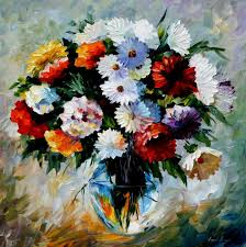 painting flowers painting flowers still life