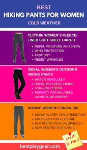 Nonwe Womens Warmth Water Resistant Snow Ski Pants Clothing
