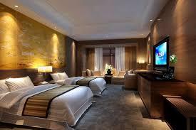 Hotels 2 Bedroom Suites Model Interior