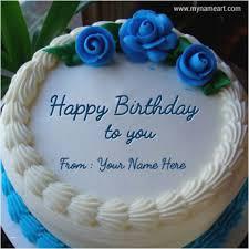 Birthday Cake Name Editor And Pic Amazingbirthdaycakecf