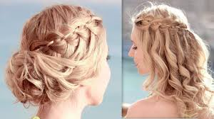 Image Tuto Coiffure Pour Mariage Cheveux Mi Long Coiffure