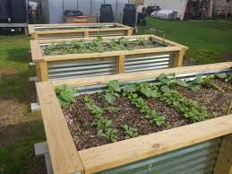 4x8 raised garden bed plans raised