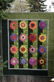 70 best Attic Windows Quilts images on Pinterest | Crafts ... & Polka Dot Daisy Quilt | Flickr - Wichcraft Adamdwight.com