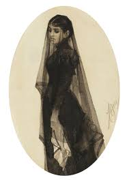 Image result for turn of the century widow