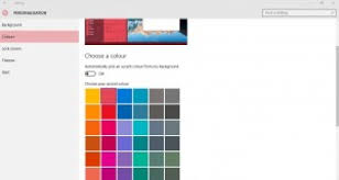Windows 10 Color Scheme How To Customize The Windows 10 Desktop