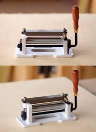 6 leather skiver machine splitter trimmer leather edge image