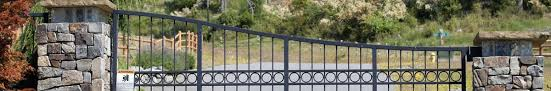 wrought iron privacy fence.  Wrought Privacy Fence Customized Fencing Solutions  Wrought Iron And Ornamental  Inside N