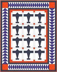 Airplane Quilt Pattern
