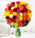 40 Roses » Deals £19.99 | FREE Chocolates | Prestige Flowers