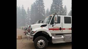 Local Fire Engine Call Off Tamarack ...