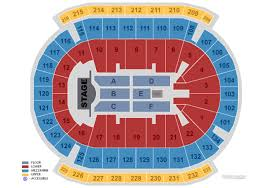 Nj Pac Seating Chart Seating Maps And Charts Prudential Center Newark Nj