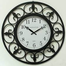 outdoor wall clocks oversized giant clock