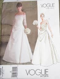 Vogue Bridal Patterns Interesting Decorating Ideas