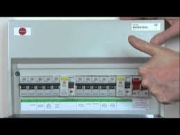 resetting trip switches on your fuse box youtube How To Use A Fuse Box How To Use A Fuse Box #2 how to use batarang on fuse box