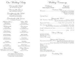 Catholic Wedding Ceremony Program Templates Catholic Church Wedding Program Template Christian Wedding Program