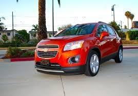 Review: Chevrolet Trax Tries To Tackle Your Conflicting Feelings