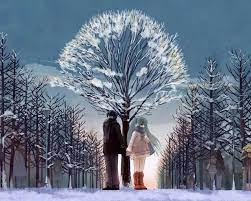 Winter Love Wallpaper (1280×1024 ...