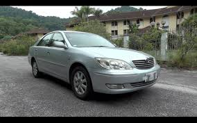 2004 Toyota Camry 2.4 V (XV30) Start-Up, Full Vehicle Tour, and ...