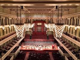 Nashville Symphony Orchestra Seating Chart There Are No Bad Seats Review Of Schermerhorn Symphony