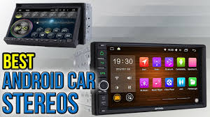 6 Best <b>Android Car Stereos</b> 2017 - YouTube