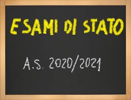"""Domanda Esami di Stato A.S. 2020/2021 - Istituto di Istruzione Superiore """"G. Salerno"""" di Gangi (Pa)"""