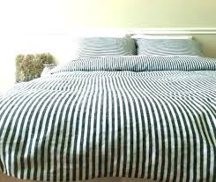 gray striped duvet cover grey pinstripe covers stripe set gray striped duvet cover