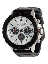 mens watches our collection of watches for guys quiksilver b 52 chrono leather analog watch eqywa03020