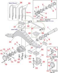 mack suspension parts and schematics stengel bros inc Mack Transmission Parts Diagram mack ss44 sws57 camelback rear suspension (4\u201d spring, 3 1 2\u201d bronze center) mack t310m transmission parts diagram