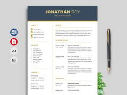 Timelines, horizontal bars, and neutral. Simple Resume Format Cv Template Free Download 2021