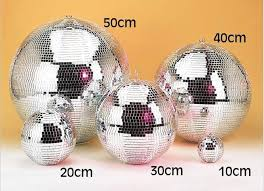 Mini Disco Ball Decorations