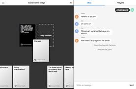 On Line Cards Cards Against Humanity Iphone And Android App Now Works